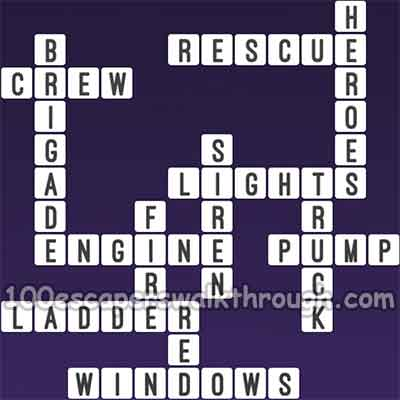 one-clue-crossword-fire-truck-answers