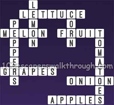 one-clue-crossword-fruit-and-vegetable-answers