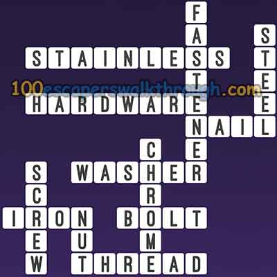 one-clue-crossword-screws-and-bolts-answers