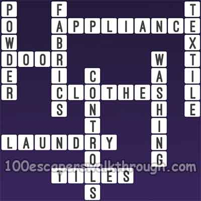 recipe: have a wash crossword clue [3]