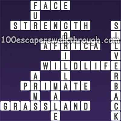 one-clue-crossword-gorilla-answers