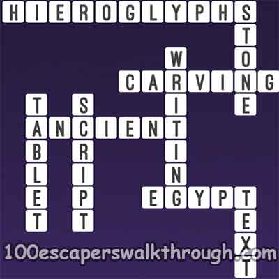 one-clue-crossword-hieroglyphs-answers