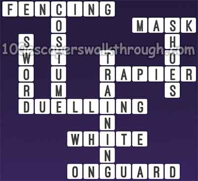 one-clue-crossword-fencing-answers
