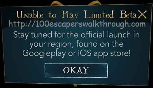 Harry Potter Hogwarts Mystery Unable to Play Limited Beta Android