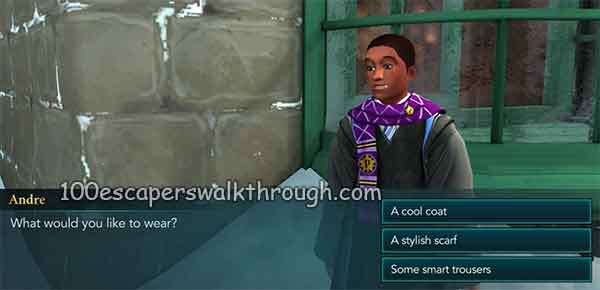 Harry potter dating game walkthrough