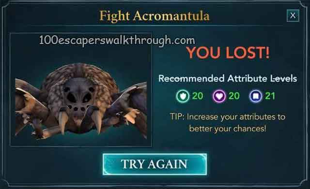 fight-acromantula-hogwarts-mystery