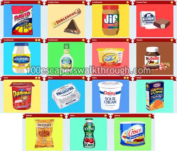 Food quiz pack 12 answers 94 game answers for 100 for Cuisine quiz