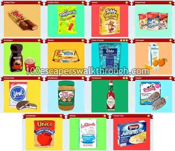 Food quiz pack 16 answers 94 game answers for 100 for Cuisine quiz