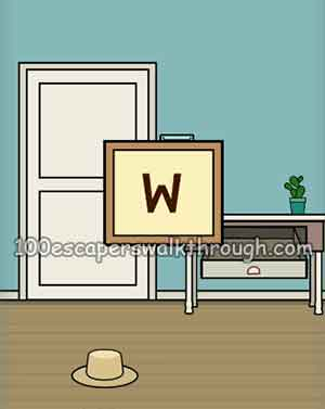 escape-room-letter-W-is-next-to-hat